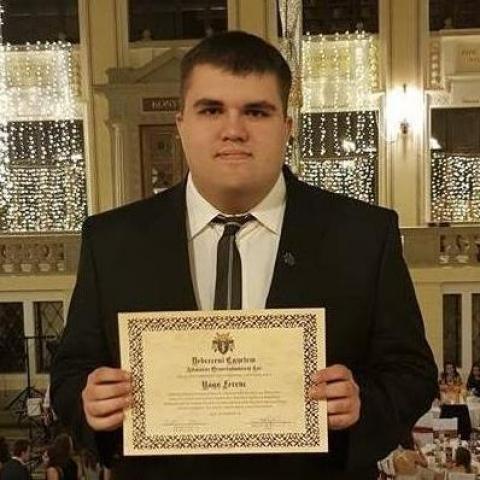 Feri, 26 éves társkereső férfi - Debrecen