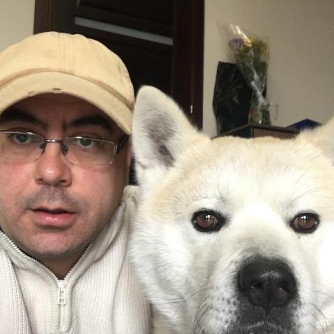 Gáspár, 52 éves társkereső férfi - Brussels