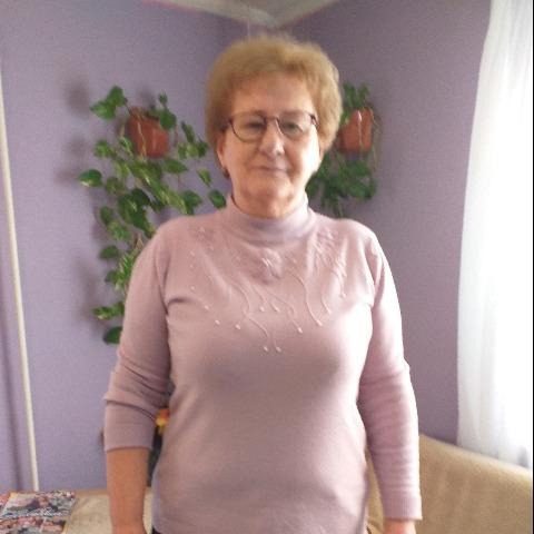 Mária, 68 éves társkereső nő - Miskolc