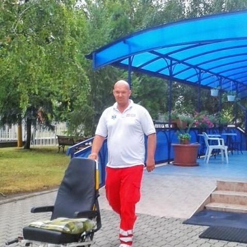Roland, 38 éves társkereső férfi - Budapest