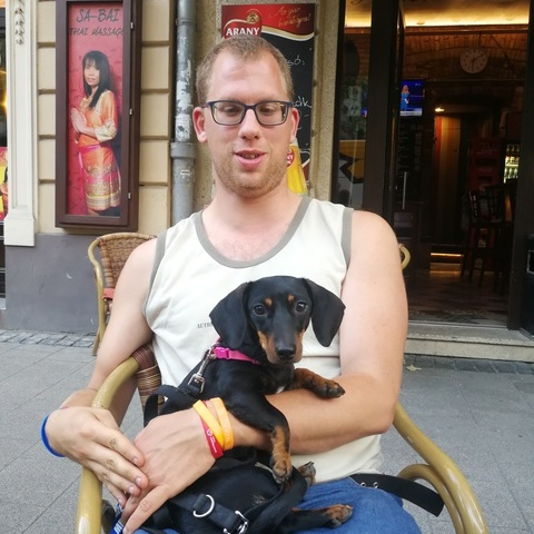Ádám, 32 éves társkereső férfi - Budapest