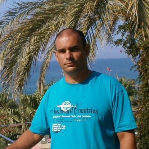 Balázs, 38 éves társkereső férfi - Dombóvár