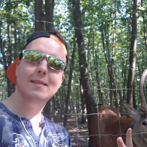 Dávid, 22 éves társkereső férfi - Balassagyarmat