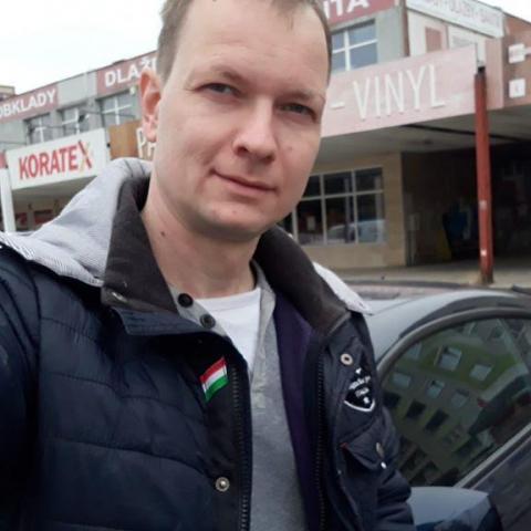 Viktor, 39 éves társkereső férfi - Érsekújvár