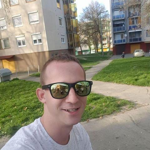 Szabolcs, 27 éves társkereső férfi - Ózd