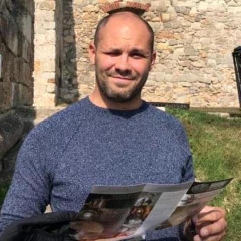 Kristóf, 37 éves társkereső férfi - Makó