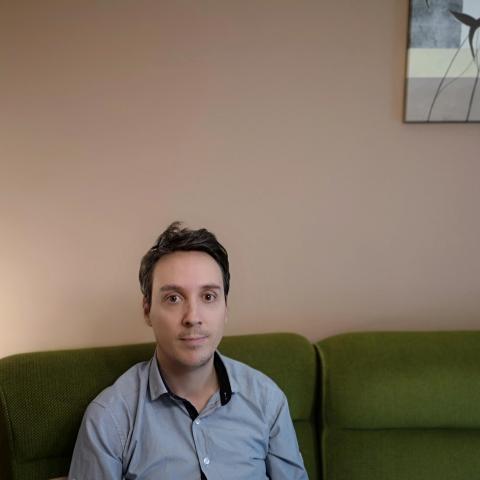 Dániel, 41 éves társkereső férfi - Pécs