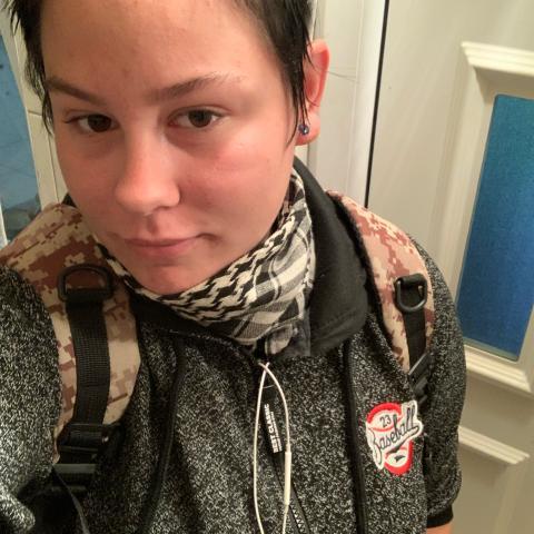 Viktória, 21 éves társkereső nő - Varsány