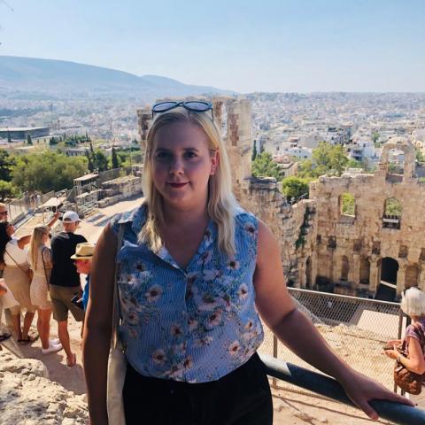 Anikó, 24 éves társkereső nő - Budapest
