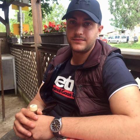 Gabi, 23 éves társkereső férfi - Szentendre