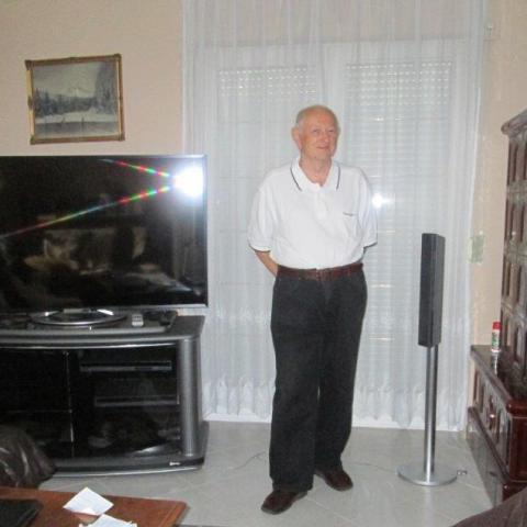 Lajos, 82 éves társkereső férfi - Dunavarsány