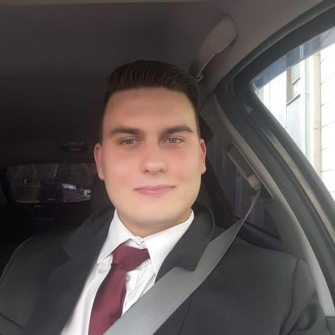 Ákos, 20 éves társkereső férfi - Szeged