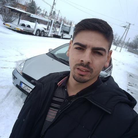 Ádám, 23 éves társkereső férfi - Vámospércs