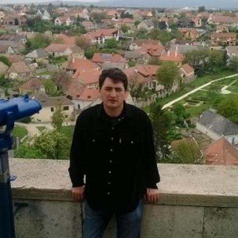 Péter, 43 éves társkereső férfi - Pápa