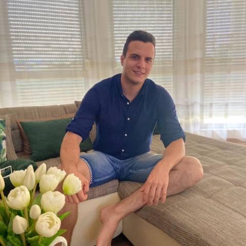 Richárd, 25 éves társkereső férfi - Nyíregyháza
