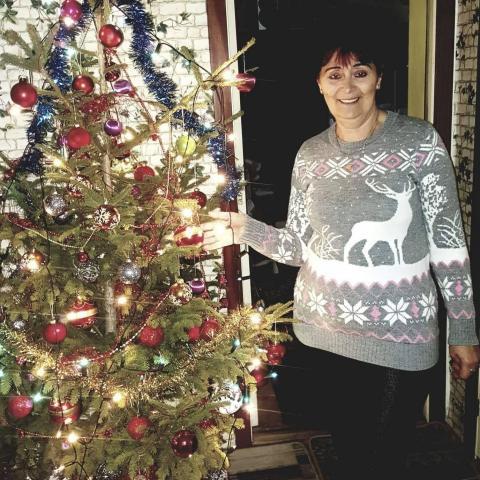 Zsóka, 64 éves társkereső nő - Sajószentpéter