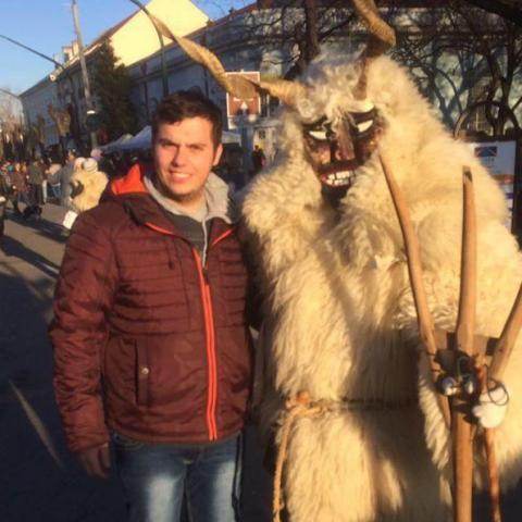 Sándor, 24 éves társkereső férfi - Lajoskomárom