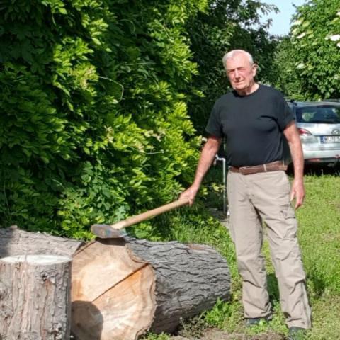 Csaba, 65 éves társkereső férfi - Csákány