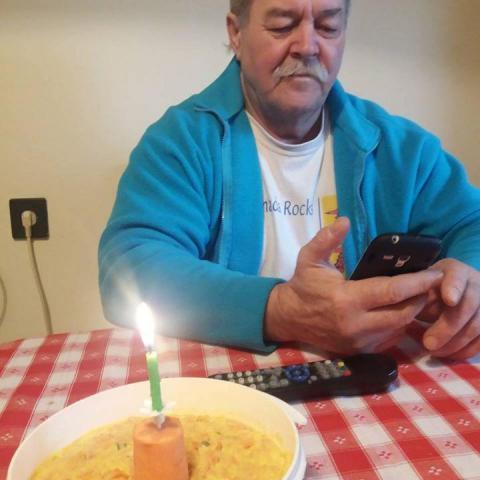 Imre, 66 éves társkereső férfi - Makó