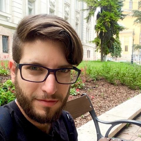 Ákos, 26 éves társkereső férfi - Eger