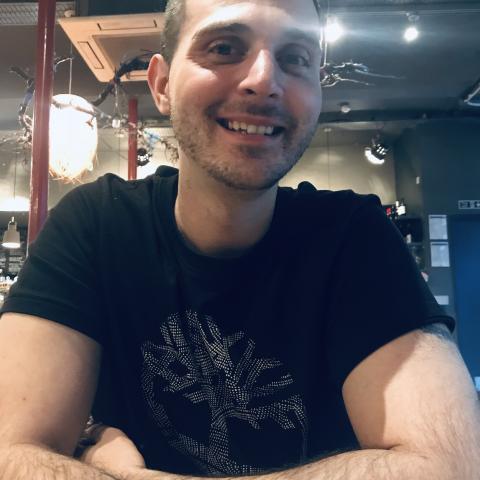 David, 33 éves társkereső férfi - Szeged