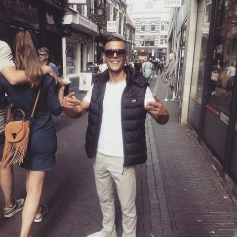 Patrik, 25 éves társkereső férfi - Szeged