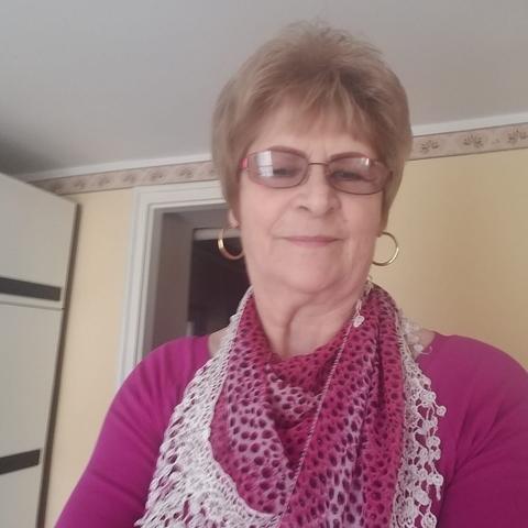 Kata, 70 éves társkereső nő - Szentes