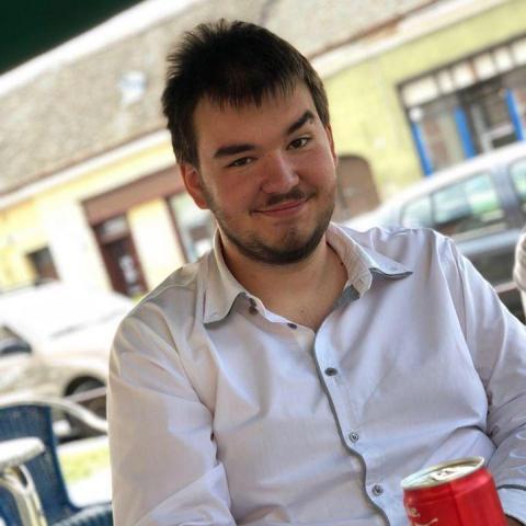 Gergő, 21 éves társkereső férfi - Zalaszentgrót