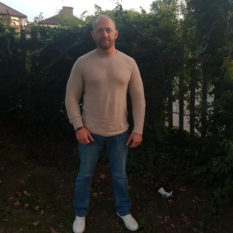 Andras, 38 éves társkereső férfi - London