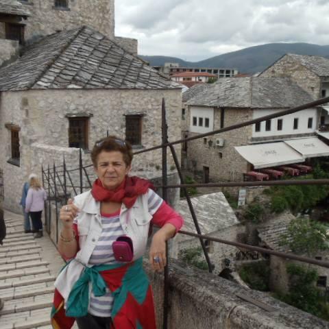 Magda, 66 éves társkereső nő - Budapest