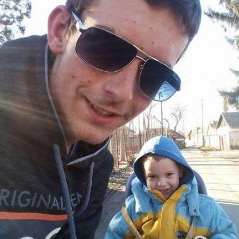 Richard, 25 éves társkereső férfi - Szentmártonkáta