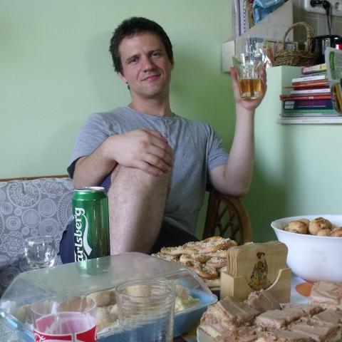 Dani, 35 éves társkereső férfi - Rosenheim