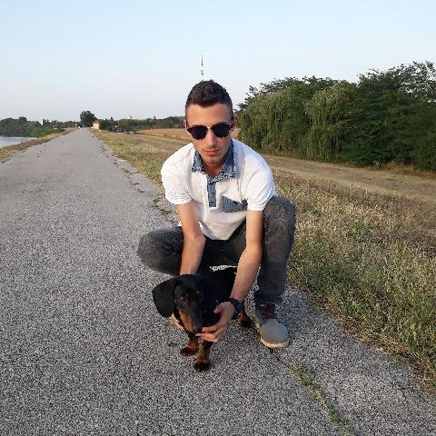 Szabolcs, 20 éves társkereső férfi - Szeged