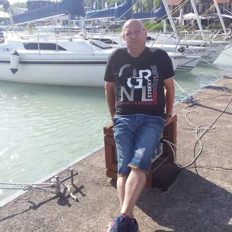 Tibor, 55 éves társkereső férfi - Veszprém