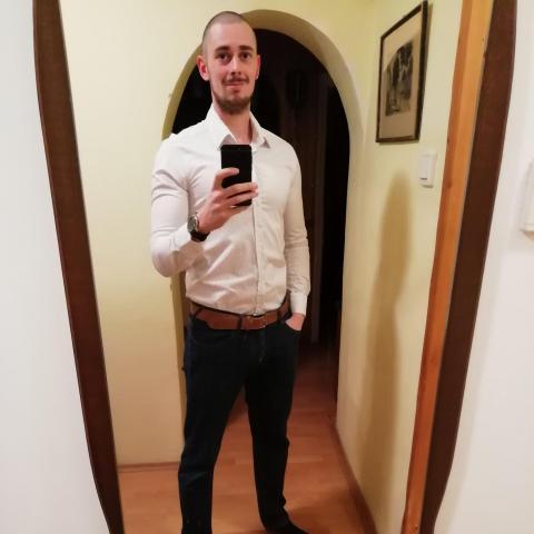 Szabolcs, 27 éves társkereső férfi - Debrecen