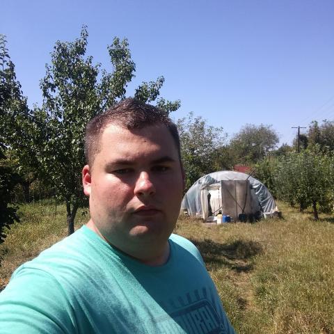 Benji, 25 éves társkereső férfi - Szentes
