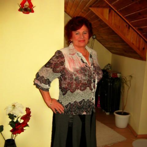 Etelka, 73 éves társkereső nő - Nyírbátor