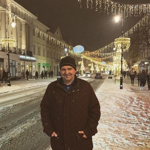 Peter, 55 éves társkereső férfi - Moscow