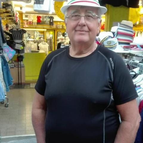 András, 64 éves társkereső férfi - Bánk