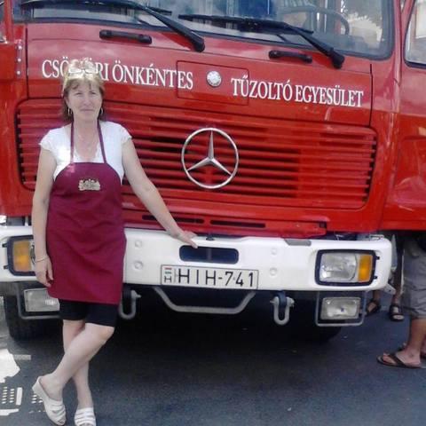 Anna, 55 éves társkereső nő - Salgótarján