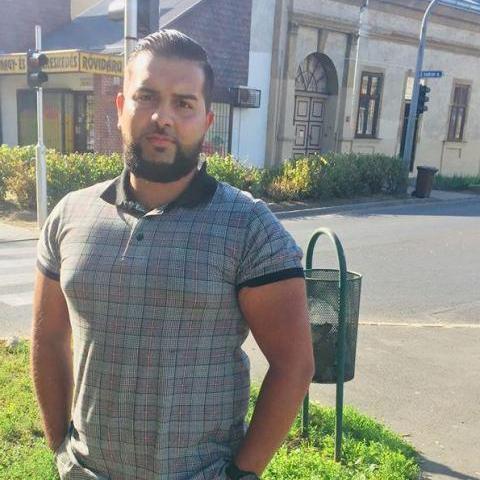 Gokhan, 24 éves társkereső férfi - Nyíregyháza