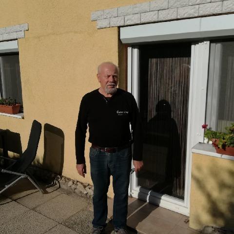 József, 71 éves társkereső férfi - Budapest