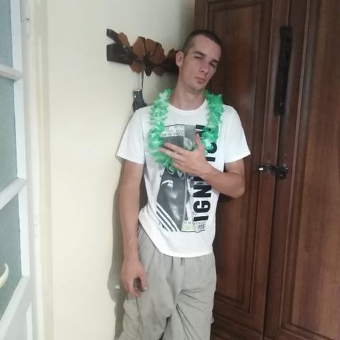 Atesz, 24 éves társkereső férfi - Edelény