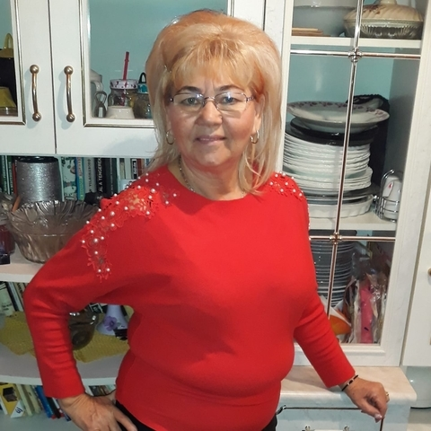 Ágica, 66 éves társkereső nő - Békés