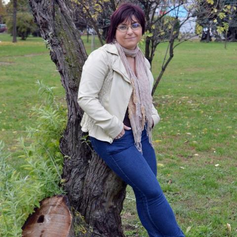 Betti, 37 éves társkereső nő - Karancsalja