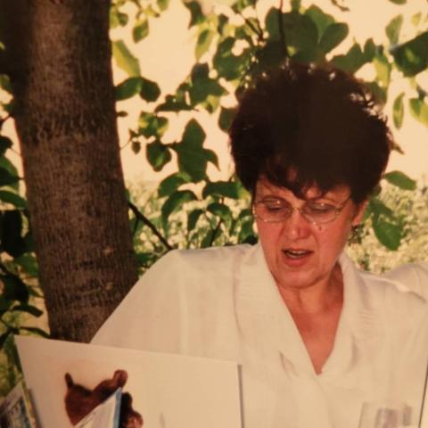 Magda, 66 éves társkereső nő - Kunhegyes