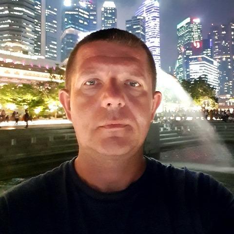 Gabor, 44 éves társkereső férfi - London