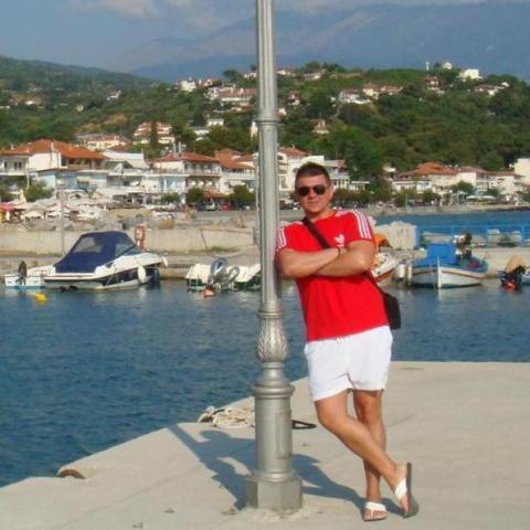 Andreas, 42 éves társkereső férfi - Mikonos