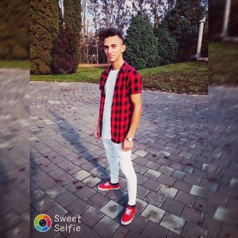 György, 20 éves társkereső férfi - Novajidrány