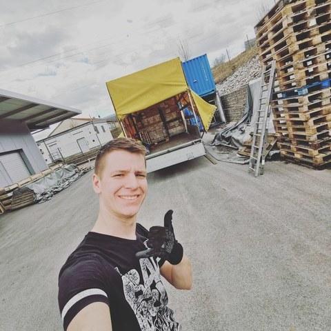 Kristóf, 20 éves társkereső férfi - Eger